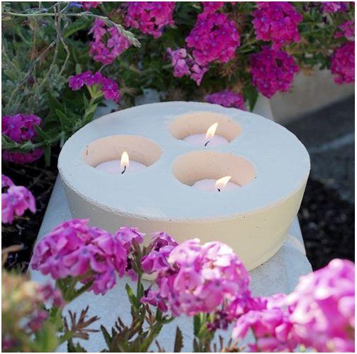 garden-cement-candleholder