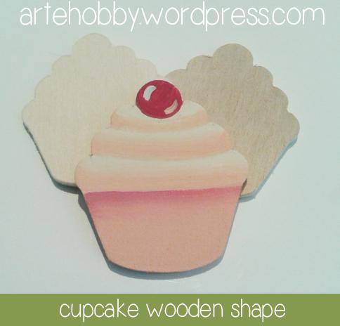 cupcake-shape